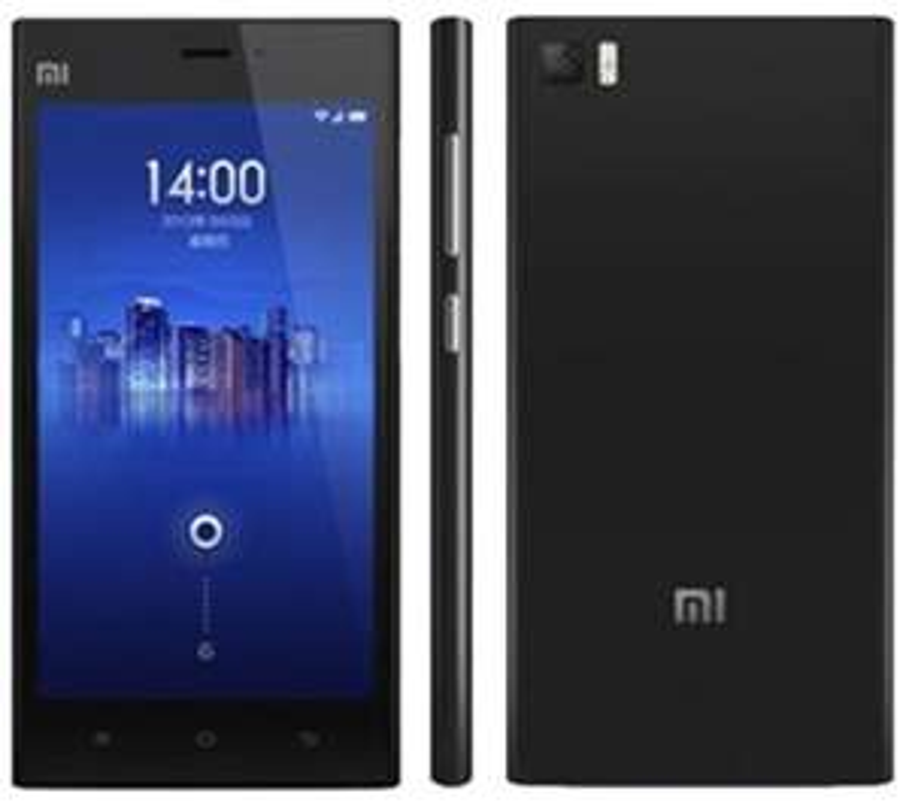 "Smartphone 5"" Xiaomi Mi3 - 2 Go de ram, 16 Go"