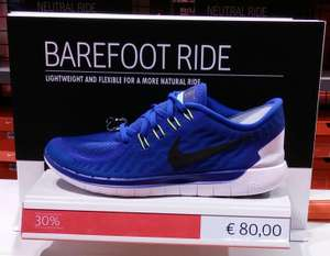 Chaussures running Homme Nike Free 5.0