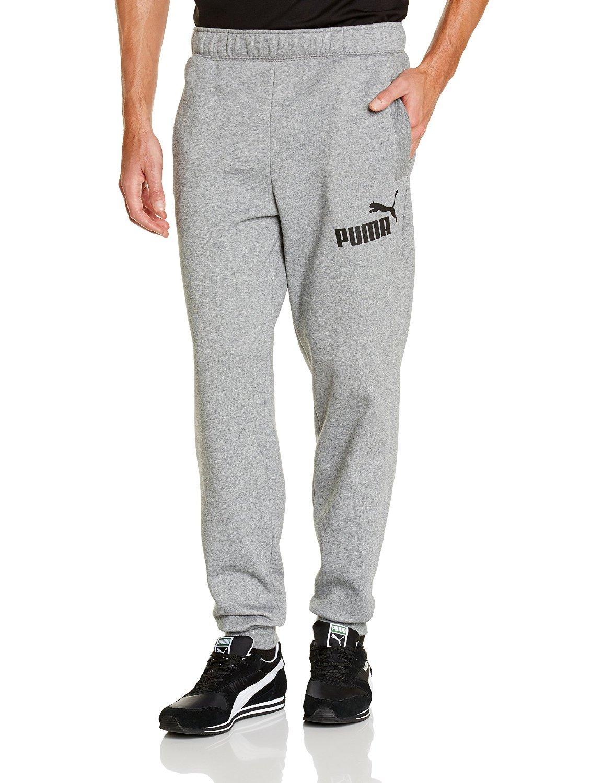 Pantalon jogging Homme  Puma - Gris (Diverses tailles)