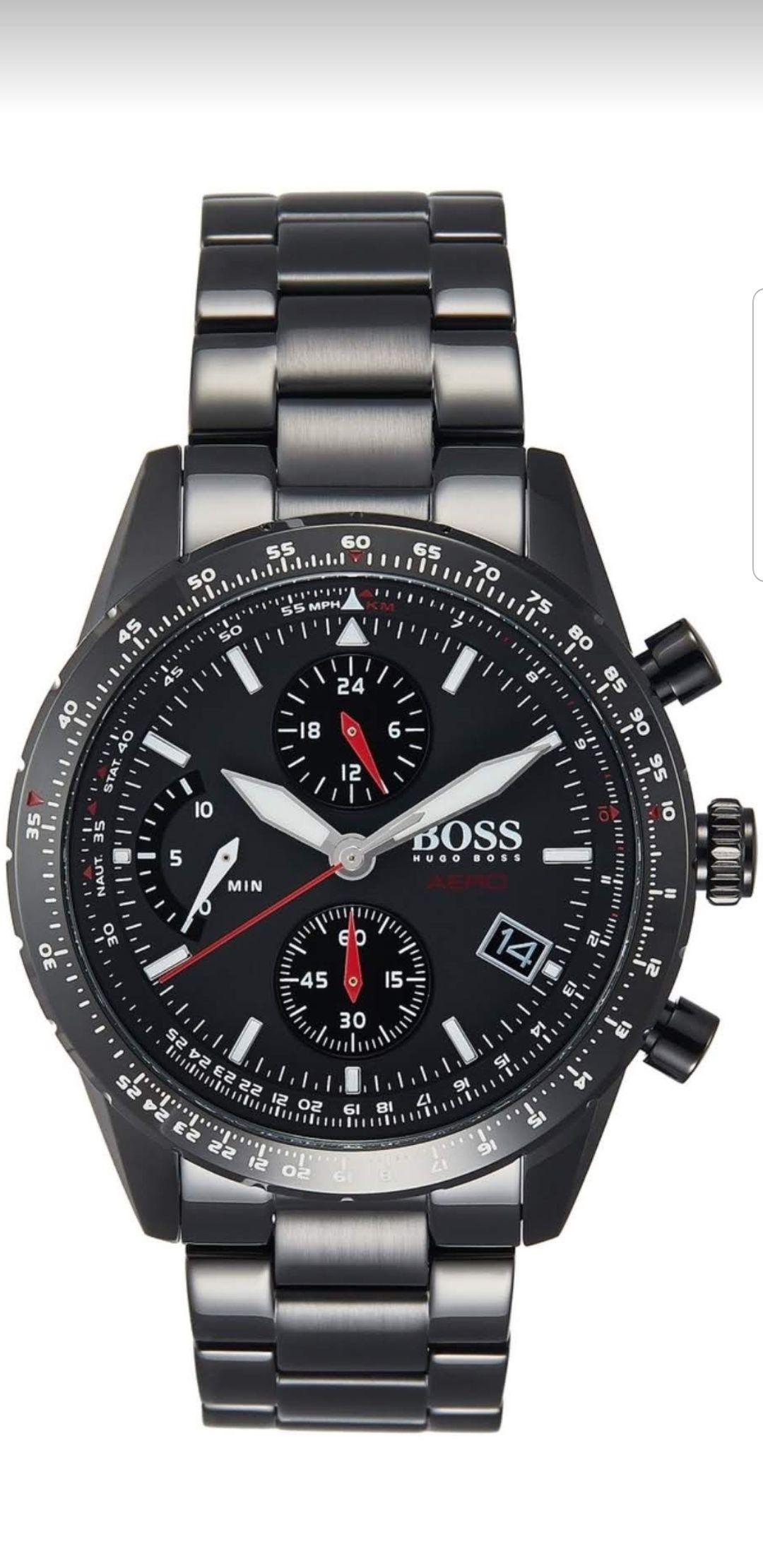 Montre Homme Hugo Boss Aero 1513771 Chronographe
