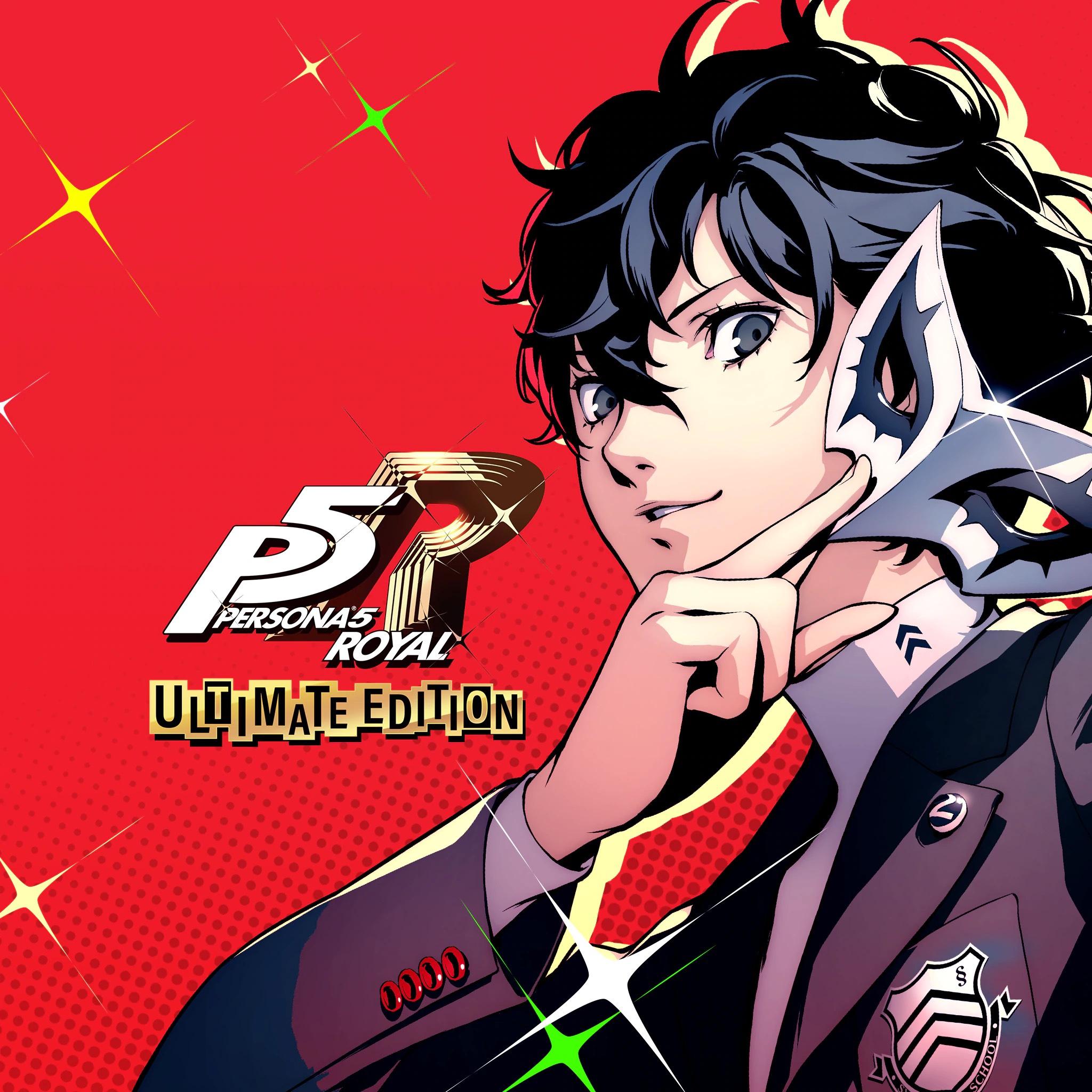 Persona 5 Royal sur PS4/PS5 (Dématérialisé)