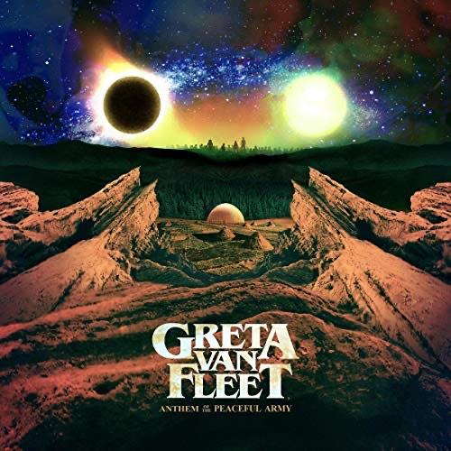 Album Vinyle Greta Van Fleet - Anthem of a peacefull Army
