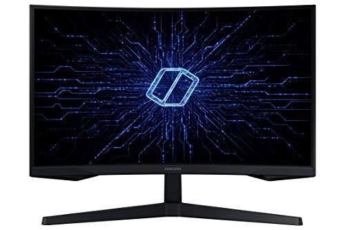 "Écran PC 27"" Samsung Odyssey G5 C27G55T - WQHD, Dalle VA, HDR, 144 Hz, 1 ms, FreeSync"