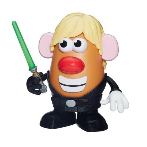 Mr Patate Star Wars Luke Frywalker ou StarTrooper