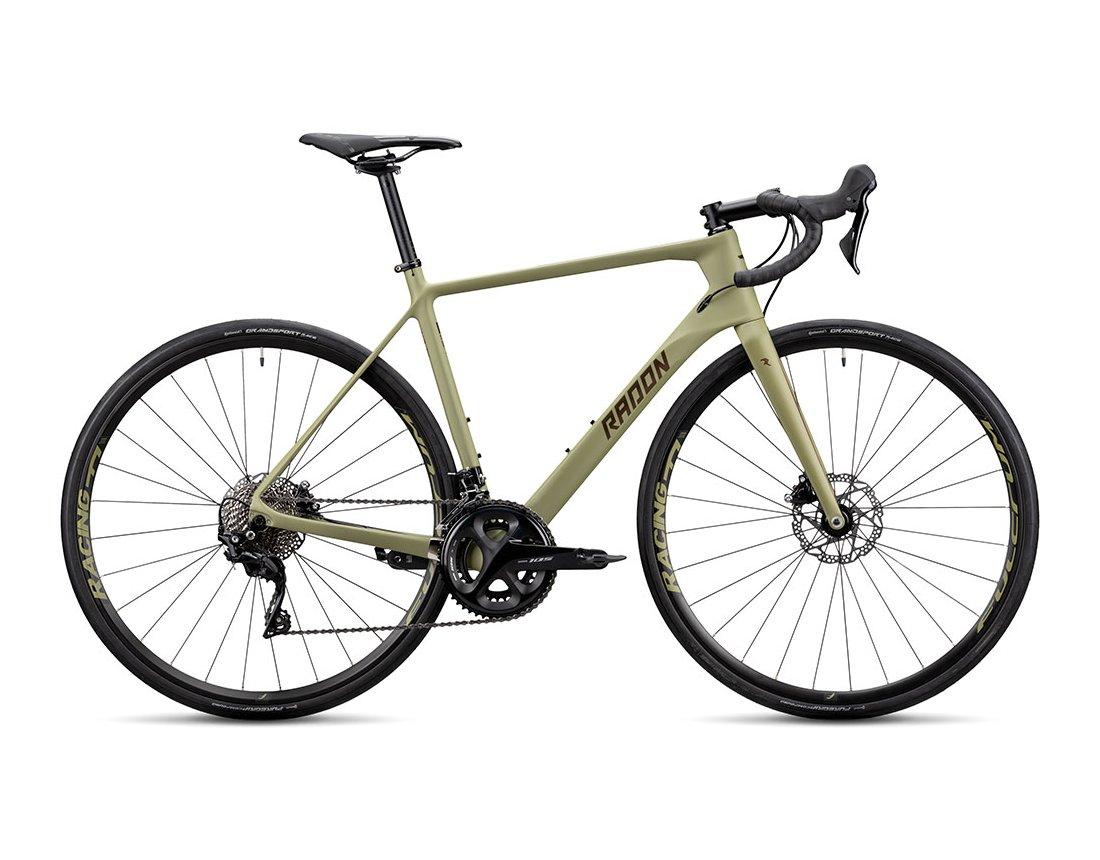 Vélo route Radon Spire disc 8.0