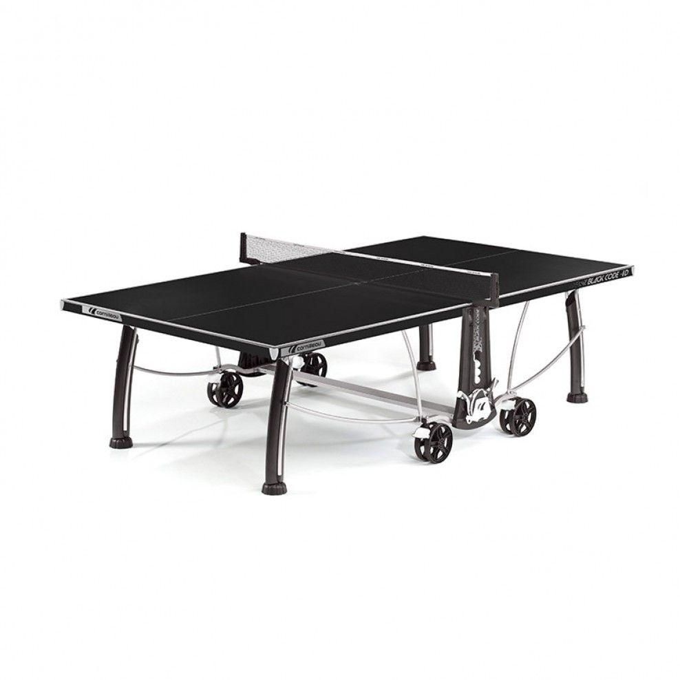 Table de tennis de table Cornilleau Black Quest Outdoor