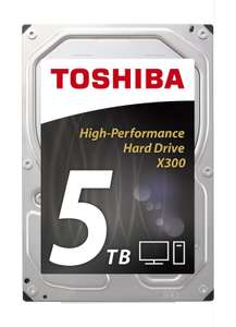 """Disque Dur Interne 3.5"""" Toshiba X300 7200 Trs/mn - 5 To"""