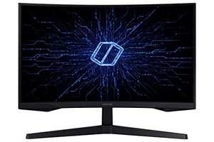 "27"" Samsung Odyssey G5 C27G55T - WQHD, Dalle VA, HDR, 144 Hz, 1 ms, FreeSync"