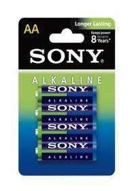 Pack de 60 piles Sony - AA ou AAA