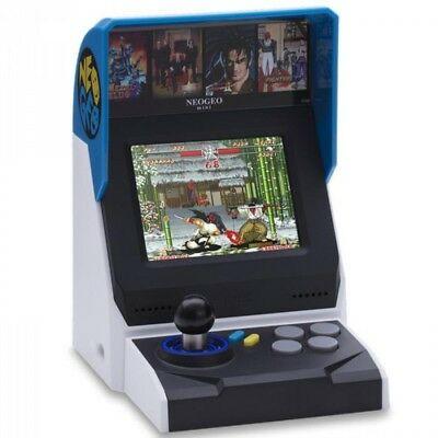 """Console Neo Geo mini """"International"""" - 40 jeux (44,99€ avec PARTENAIREPME)"""