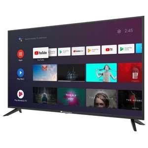"Tv 50"" Continental Edison - Android TV, LED, 4K UHD"