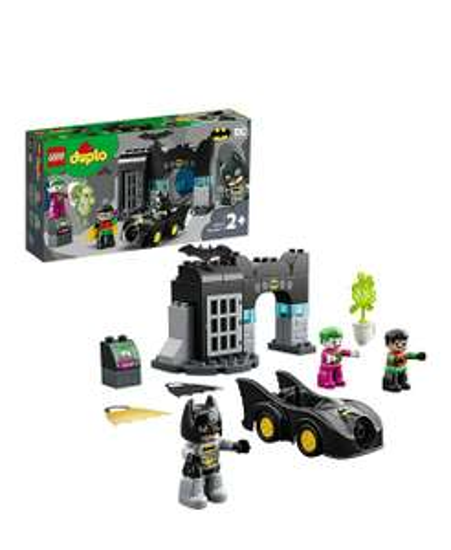 Jeu de construction Lego Duplo - La Batcave