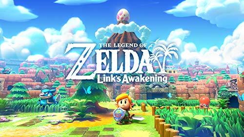Sélection de jeux Nintendo Switch en promotion - Ex : Jeu The Legend of Zelda Link's Awakening sur Nintendo Switch (Dématérialisé)