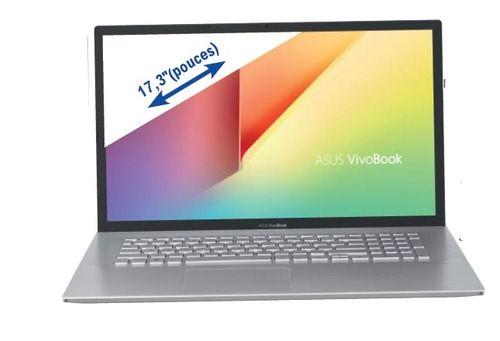 "PC Portable 17.3"" Asus M710DA-BX385T - Ryzen 7 3700U, RX Vega 10, 16 Go de RAM, SSD 256 Go, 1To stockage, Windows 10"