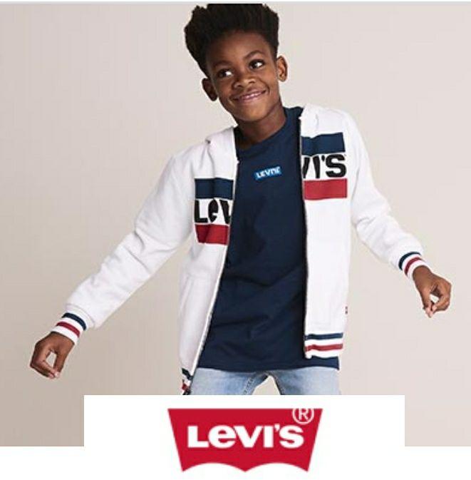 Sélection de produits Levi's en promotion