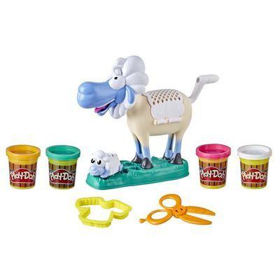 Pate A Modeler Play-Doh Animal Crew - Sherrie Brebis ébouriffée