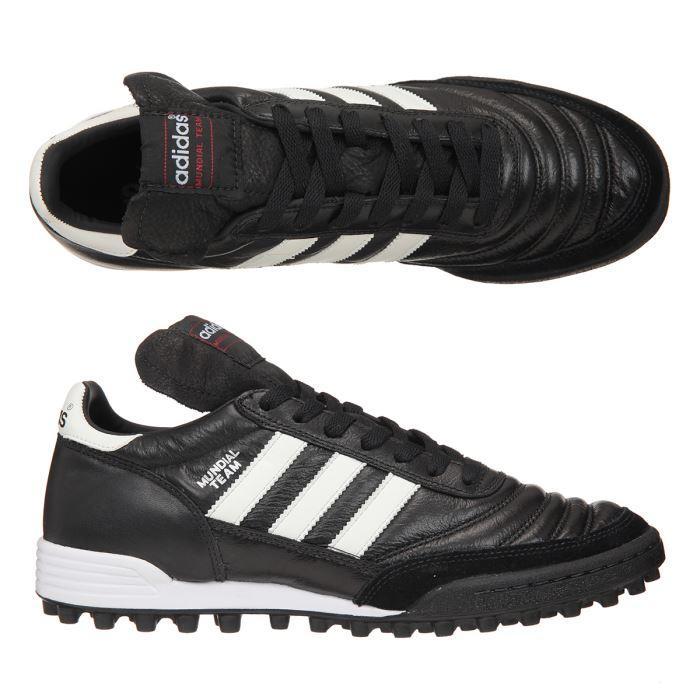 Chaussures de Football Adidas Mundial Team - Noir