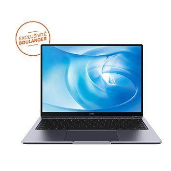 "PC Portable 14"" Huawei Matebook 14 2020 - i7-10510U, 16 Go RAM, 512 Go SSD, Touchpad"