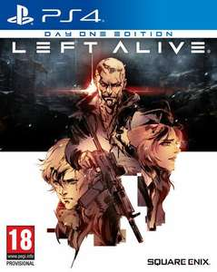 Left Alive : Day One Edition sur PS4