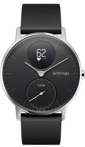 Montre Withings Steel HR - Plusieurs coloris (36 ou 40 mm)