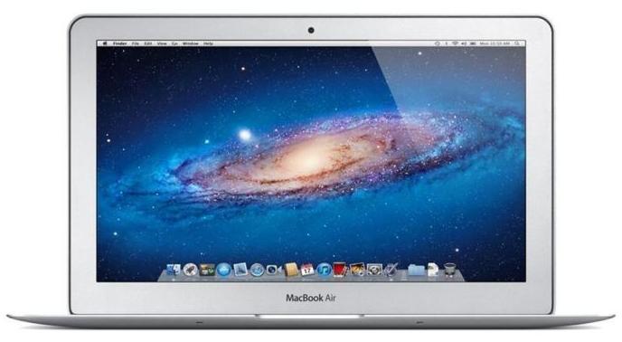 "Apple Macbook Air 11"" (HD4000, 64 Go SSD, USB 3.0 etc..)"