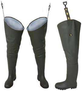 Bottes de Pêche Waders Pros Thigh Waders (pechepromo.fr)