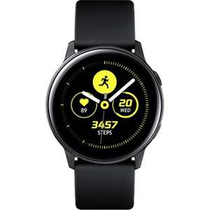 [Abonnés SFR/Red] Montre connectée Samsung Galaxy Watch Active - 40 mm (Via ODR sur facture)