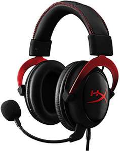 Micro-Casque filaire HyperX Cloud II (Reconditionné Comme neuf)