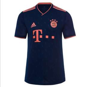 Sélection d'articles du Bayern Munich en promotion - Ex: FC Bayern Shirt Champions League 19/20 (fcbayern.com)