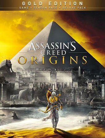 Assassin's Creed Origins Gold Édition sur PS4 (Dématérialisé - Store Turc)