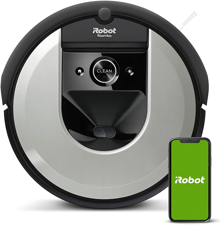 Aspirateur Robot connecté iRobot Roomba i7156