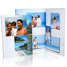 Livre photo Prestige A4 Portrait avec couverture rigide