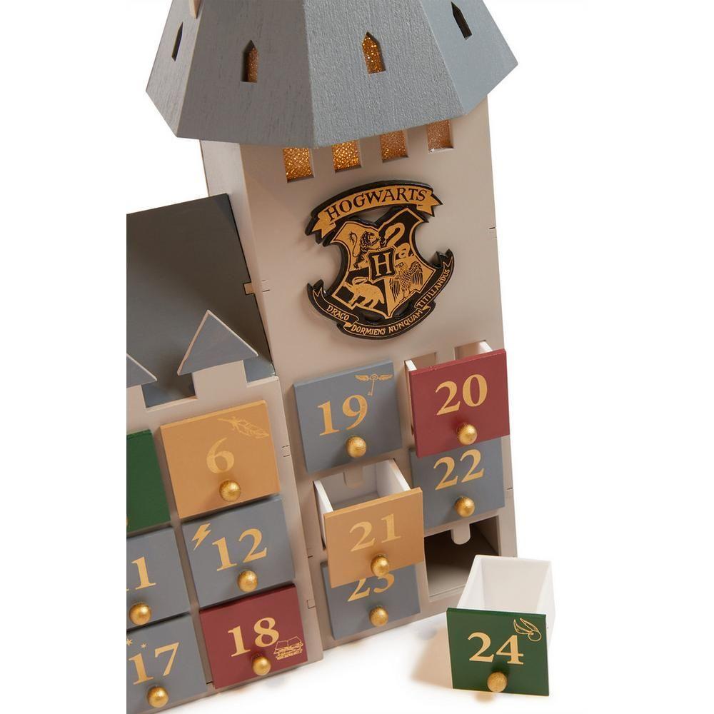 Calendrier de l'Avent Harry Potter Poudlard