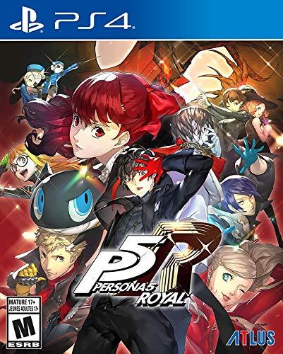 Jeu Persona 5 Royal : Standard Edition sur PS4 (Frais de port & d'importation inclus)