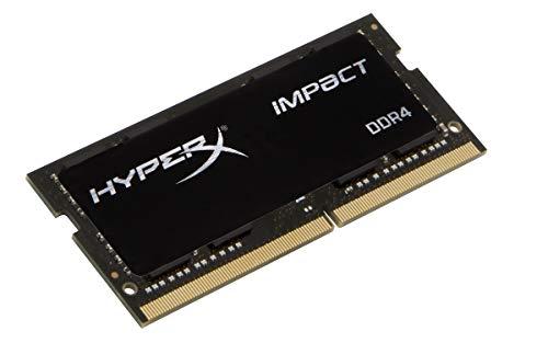 Barrette RAM HyperX Impact HX432S20IB2/16 - 16Go, DDR4, 3200MHz, CL20