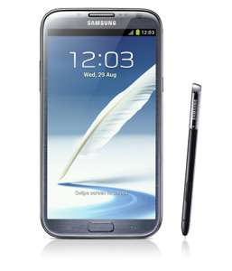 Smartphone Galaxy Note 2 Gris Reconditionné