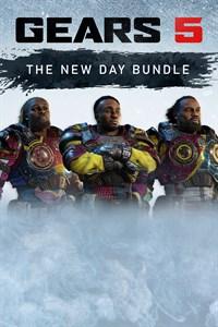 [Xbox Game Pass Ultimate] DLC Gears 5 The New Way Bundle Offert sur Xbox One, Xbox Series X|S & PC WIndows 10 (Dématérialisé)