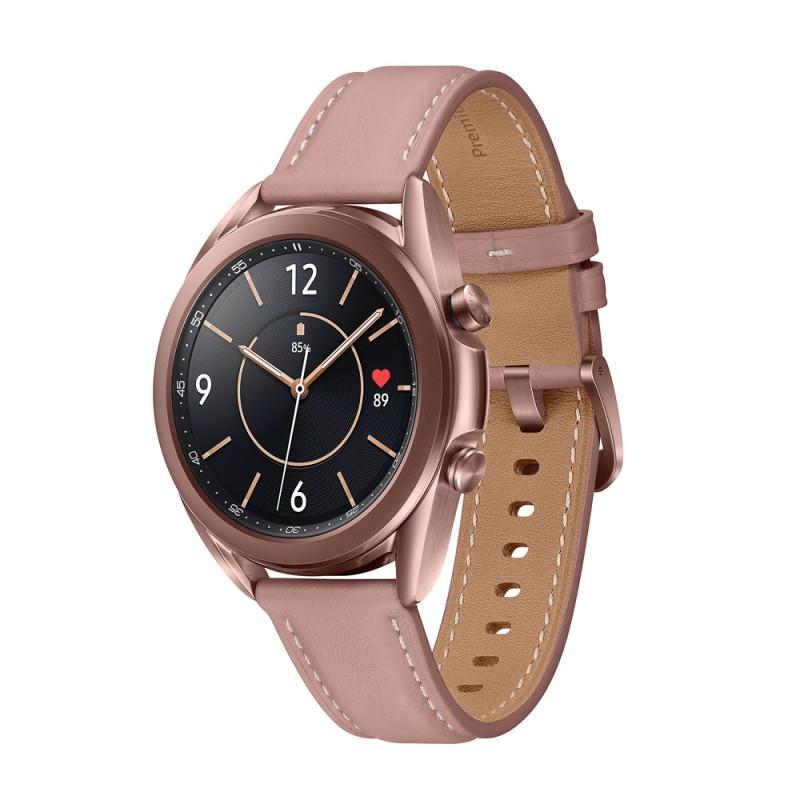 Montre Samsung Galaxy Watch 3 Bronze - 41mm (via ODR 70€)