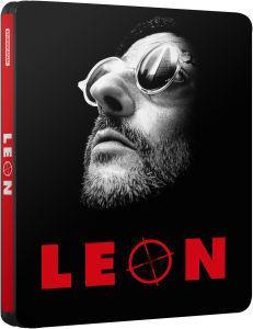 Blu-ray Leon : 20ème Anniversaire - Steelbook Edition (VO)