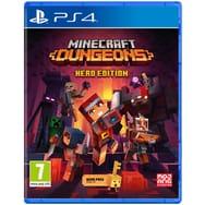 Minecraft Dungeons Hero Edition sur PS4 (via 5€ sur la cagnotte)