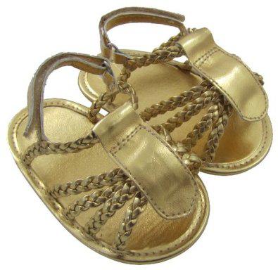 Sandales enfants fille, de 6 à 9 mois et de 9 à 12 mois (5€ de frais de port)