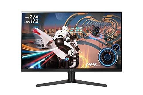 "Écran PC 31.5"" LG UltraGear 32GK650F-B - QHD, LED VA, 144 Hz, 5 ms, FreeSync"