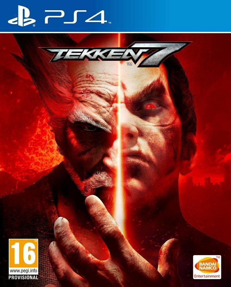 Tekken 7 sur PS4