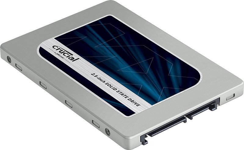 "SSD interne 2.5"" Crucial MX200 (Mémoire MLC) - 250 Go"