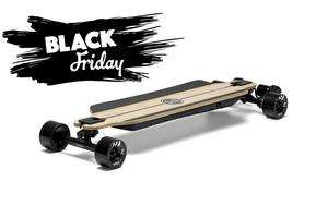 Skateboard électriques Evolve. 3000W - 50Km (evolveskateboards.fr)