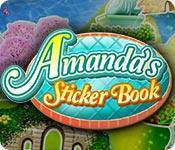 Amanda's Sticker Book gratuit sur PC (Dématérialisé)