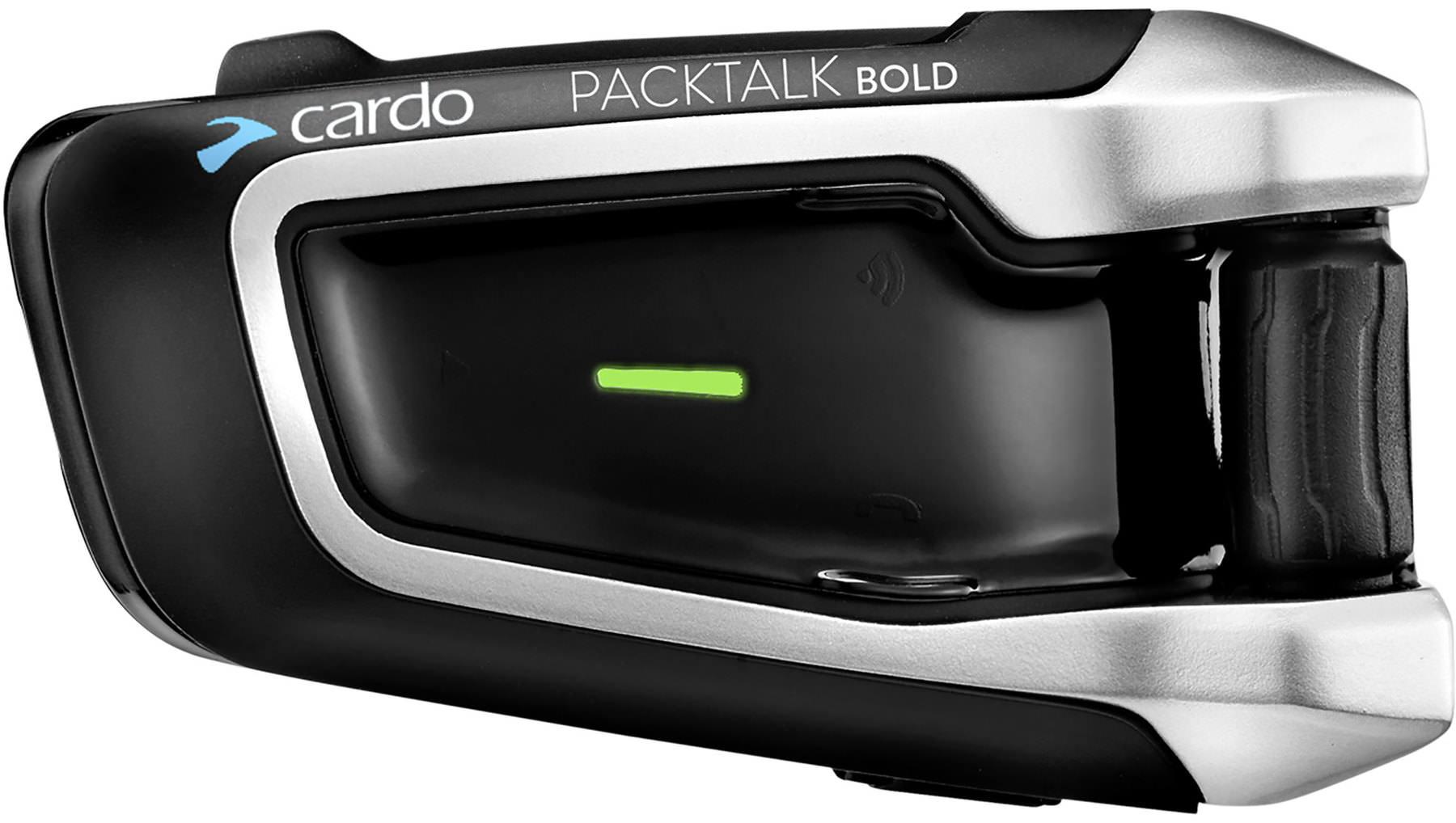 Pack de 2 systèmes de communication Cardo Packtalk Bold JBL duo