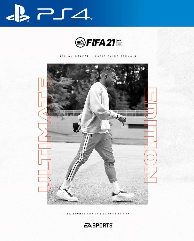 FIFA 21 Édition Ultimate sur PS4 & PS5 (Dématérialisé)