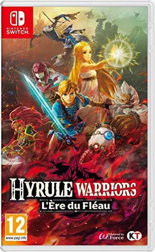 Hyrule Warriors - L'ère du Fléau sur Switch