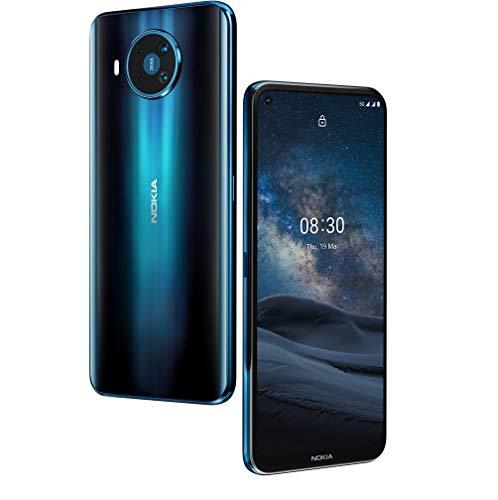 """Smartphone 6.81"""" Nokia 8.3 - 5G, 8 Go de Ram, 128 Go + Ecouteurs Nokia Power EarBuds Lite"""